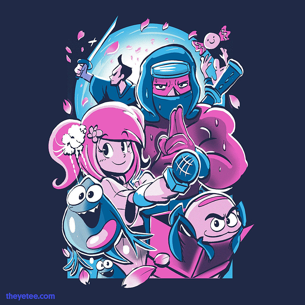 The Yetee: Wandering Flow