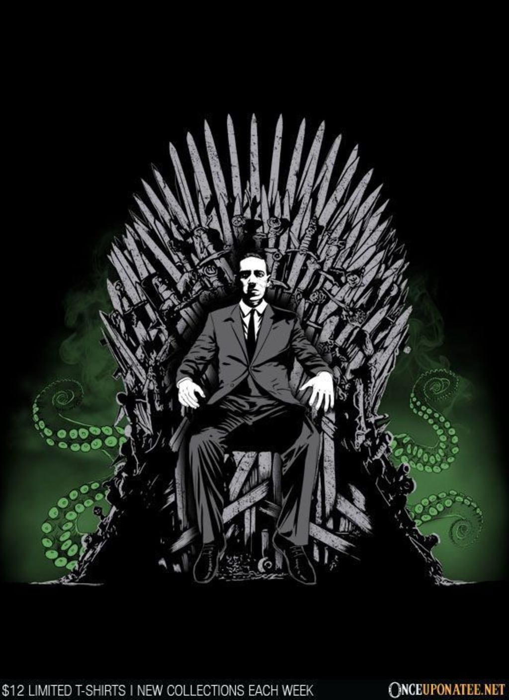 Once Upon a Tee: Cthulhu is Coming