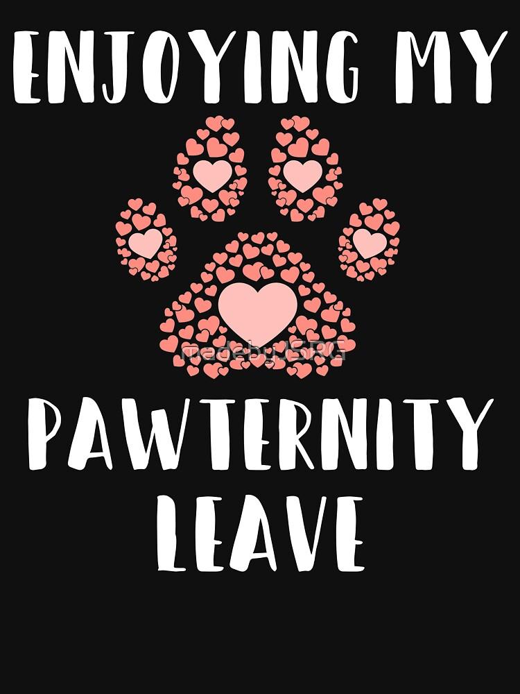 RedBubble: Pawternity Leave (Furternity Leave) Pawrent