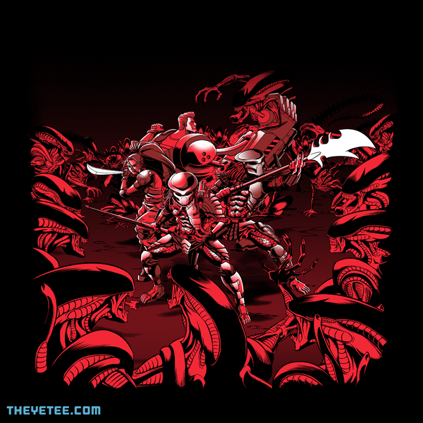 The Yetee: Surrounded