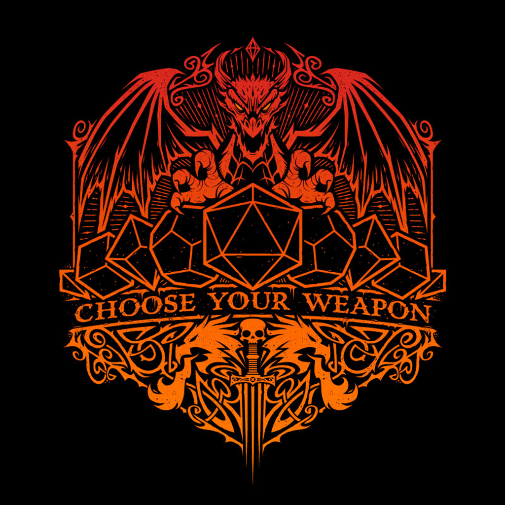 Pampling: Choose Your Weapon