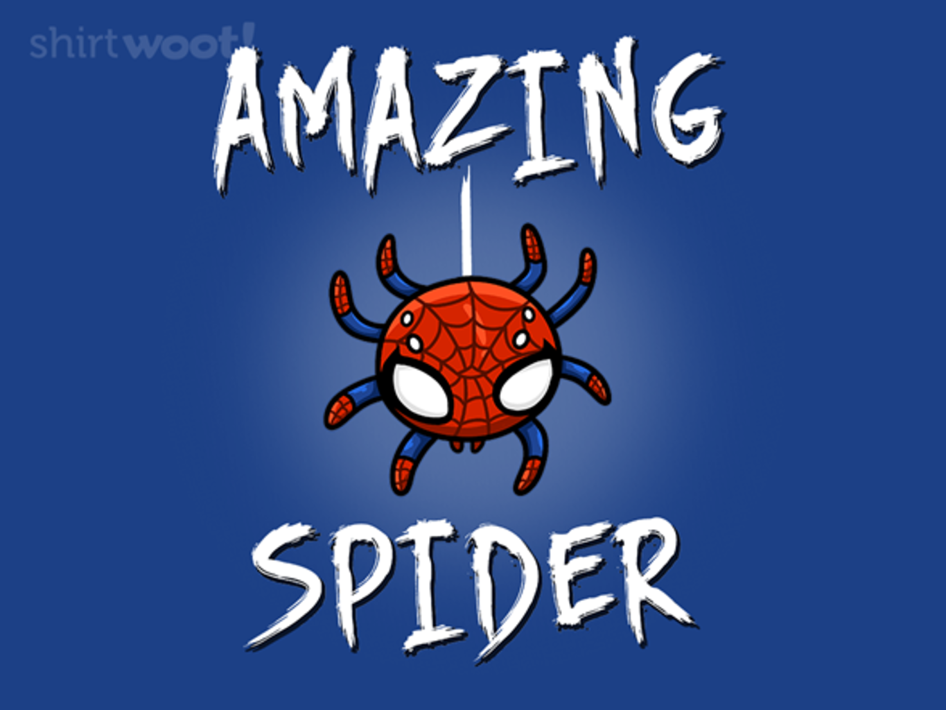Woot!: The Amazing Spider