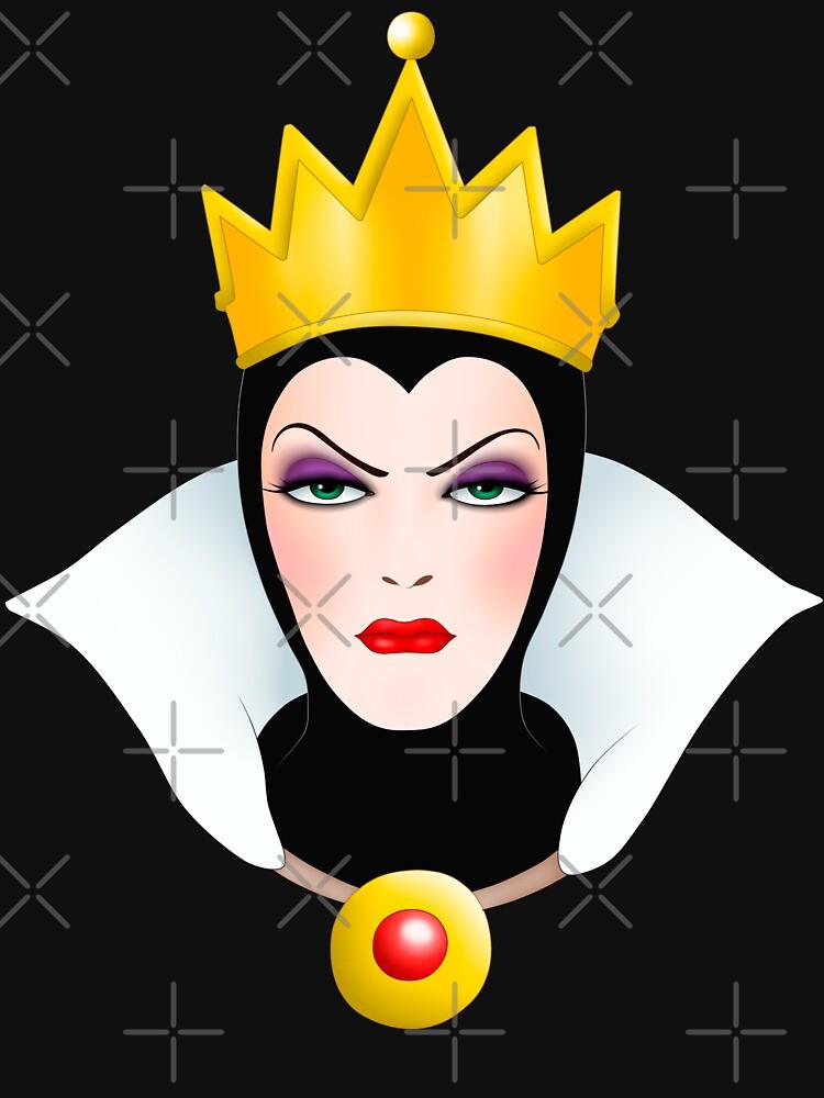 RedBubble: Evil Queen