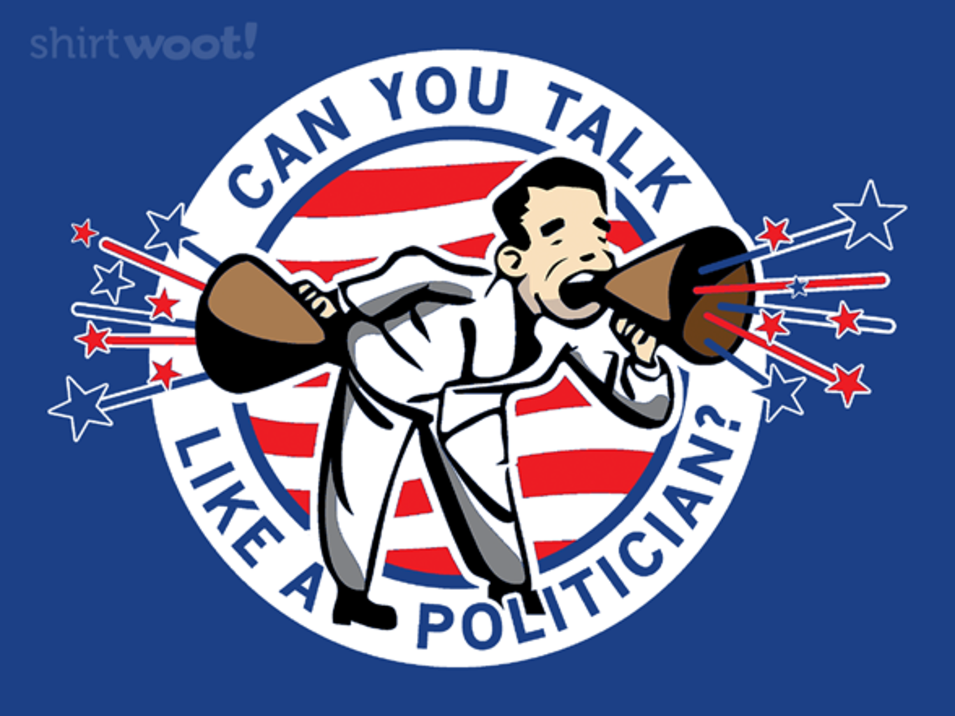 Woot!: Like a Politician