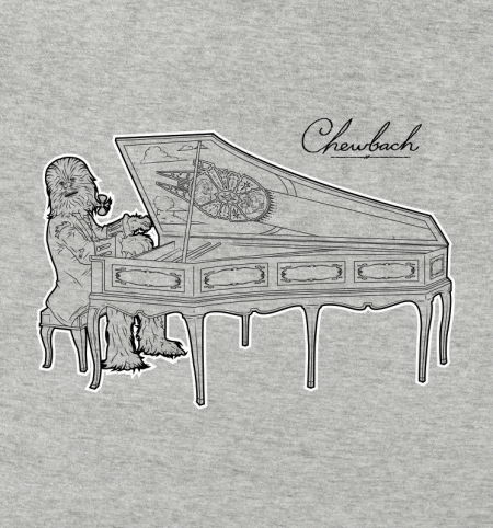 BustedTees: Chewbach