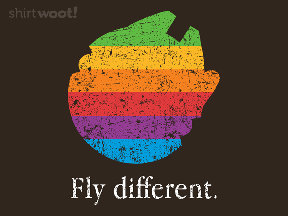 Woot!: Fly Different (1977)