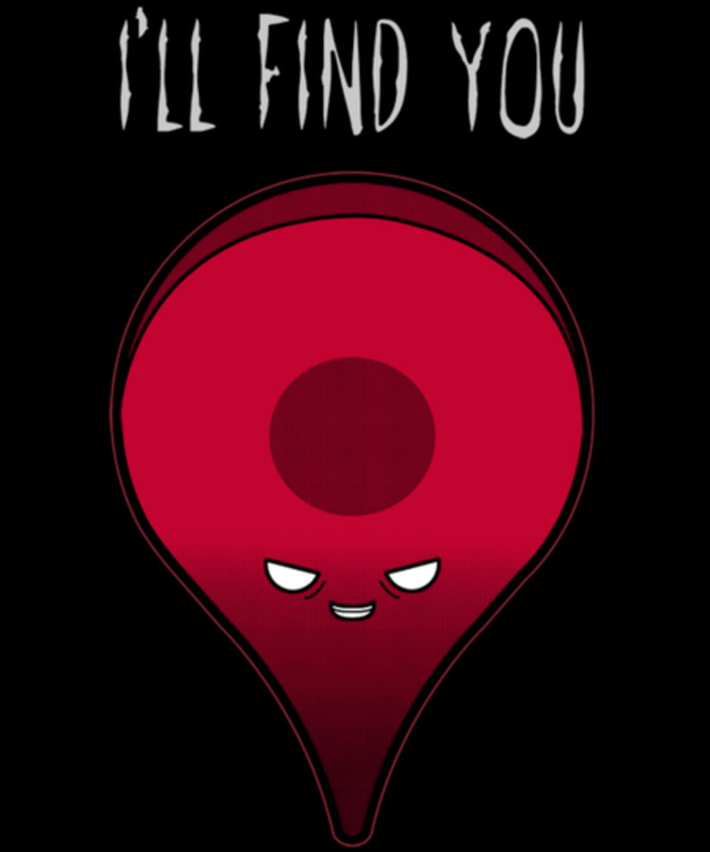 Qwertee: I'll find you!