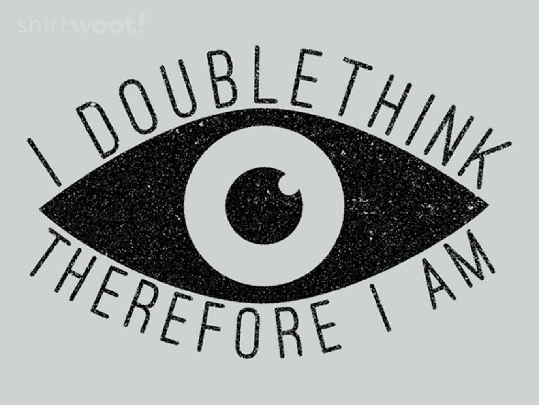 Woot!: Dystopian Philosophy 101