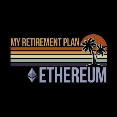 BustedTees: ETH Retirement Plan