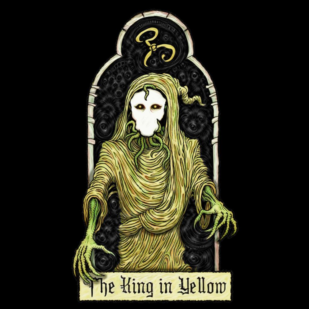 NeatoShop: King in Yellow 6 - Azhmodai 2018