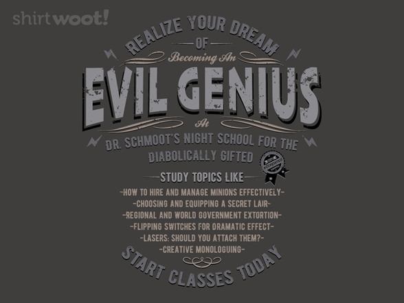Woot!: An Evil Education