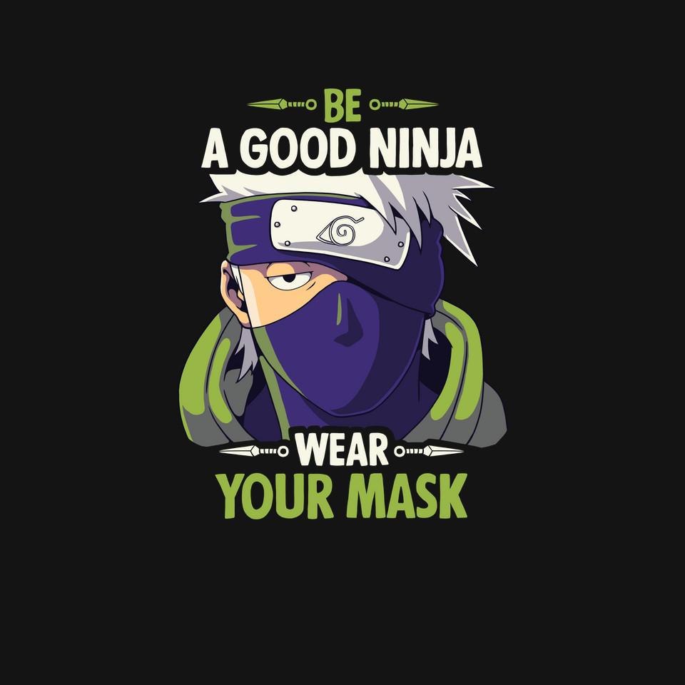 TeeFury: Good Ninja