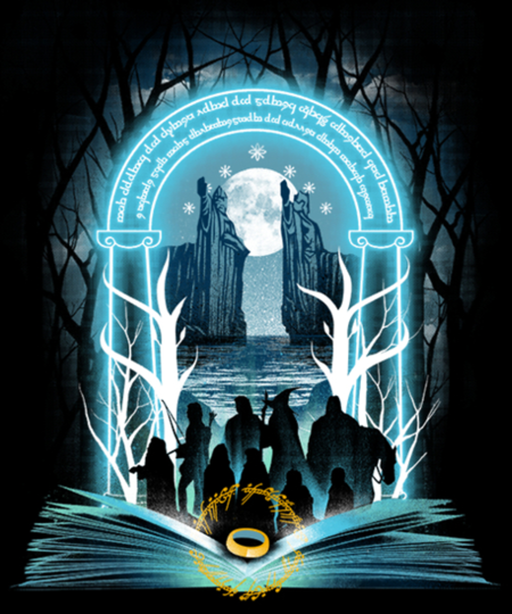 Qwertee: Book of Fellowship