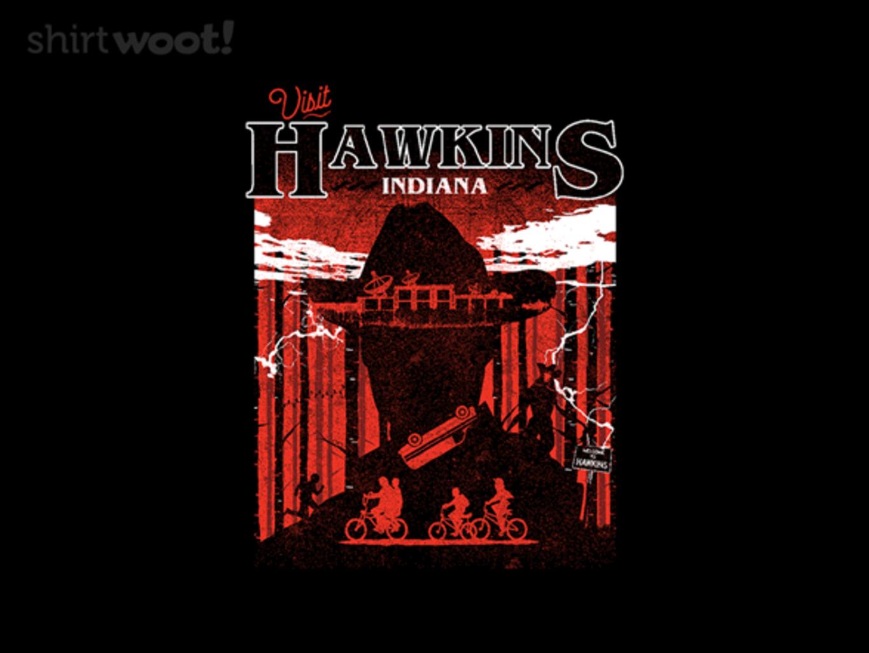 Woot!: Visit Hawkins