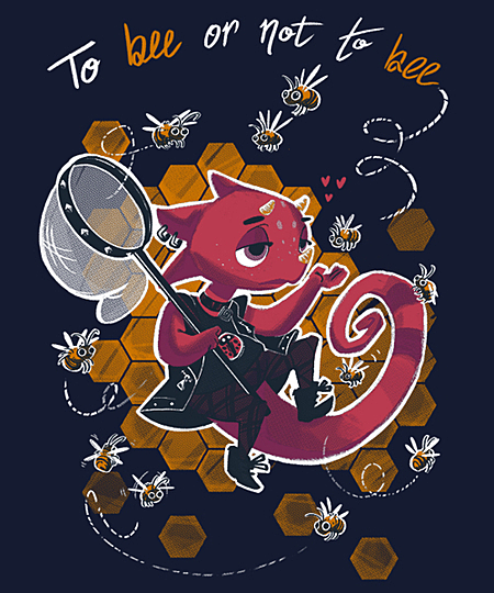 Qwertee: To BEE or not to BEE