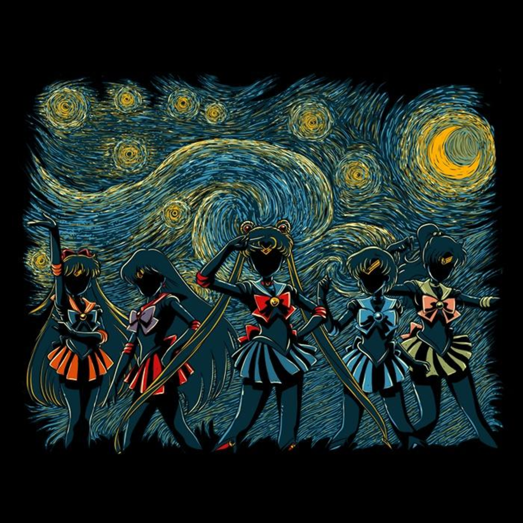 Once Upon a Tee: Sailor's Night