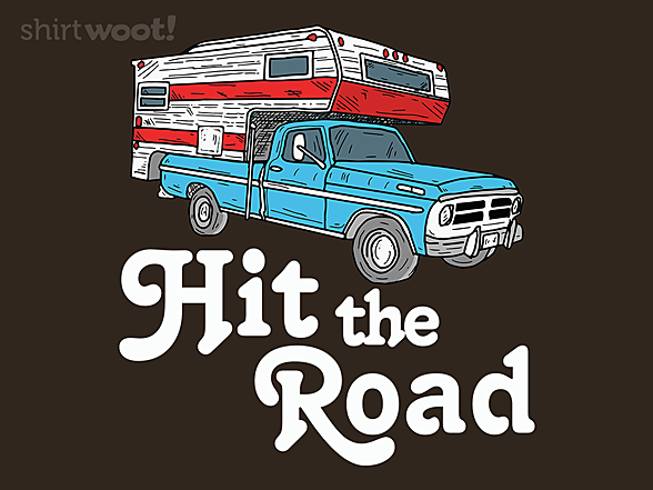 Woot!: Hit the Road