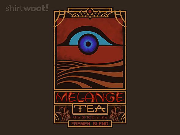 Woot!: Melange Tea