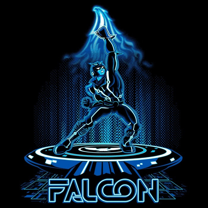 We Heart Geeks: Faltron - Men's T-Shirt