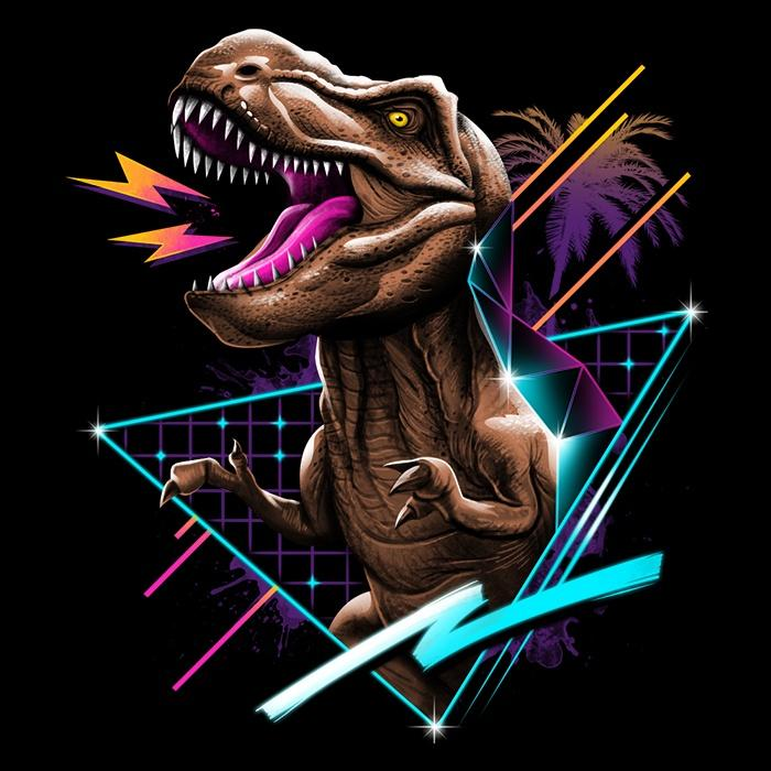Once Upon a Tee: Rad T-Rex
