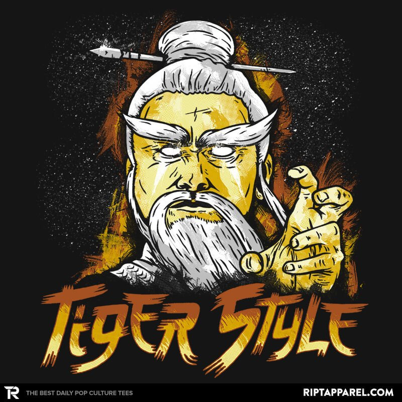 Ript: Tiger Style