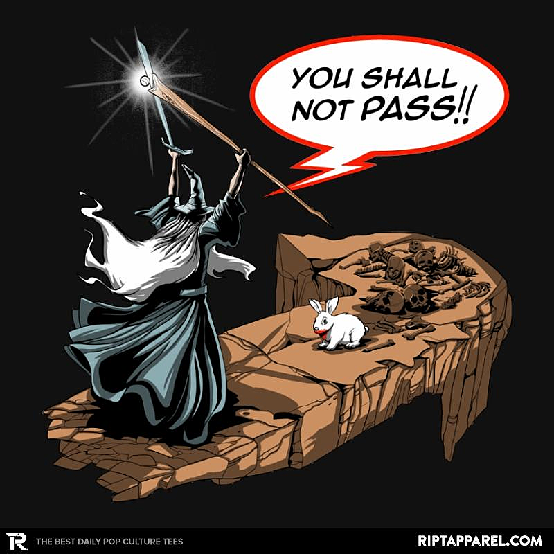 Ript: You Shall Not Pass Rabbit