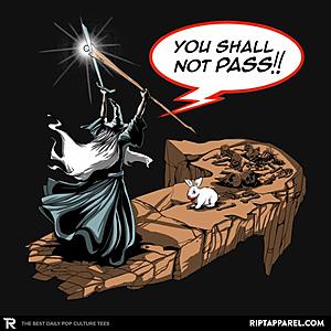 Ript: You Shall Not Pass Rabbit