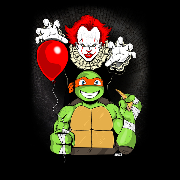 NeatoShop: Turtle vs IT clown