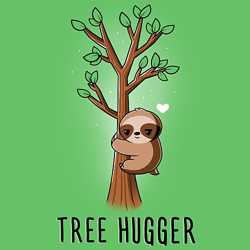 TeeTurtle: Tree Hugger