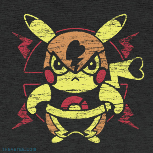 The Yetee: ¡PIKA LIBRE!