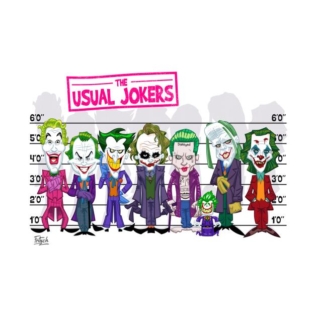 TeePublic: Jokers 2