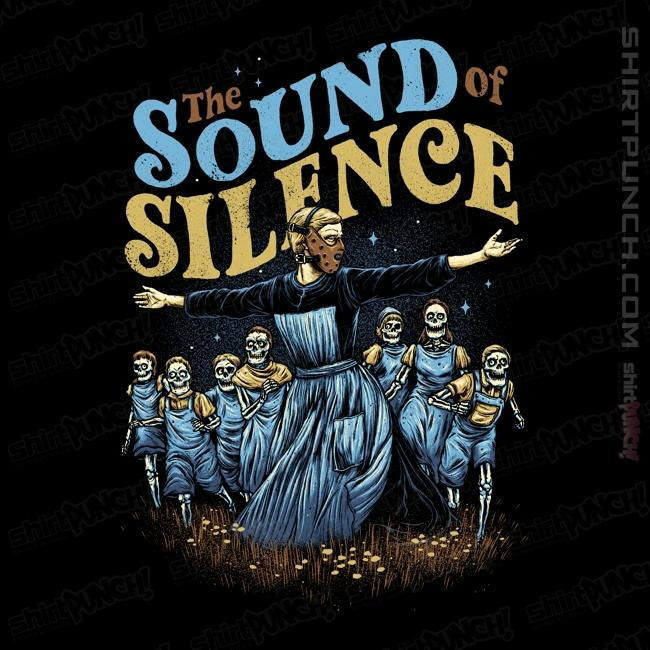 ShirtPunch: The Sound Of Silence