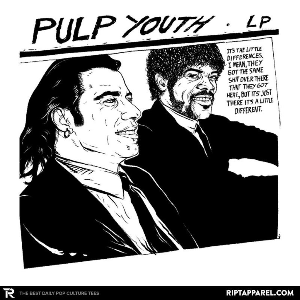 Ript: Pulp Youth LP