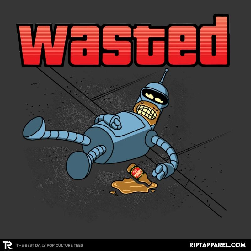Ript: Wasted