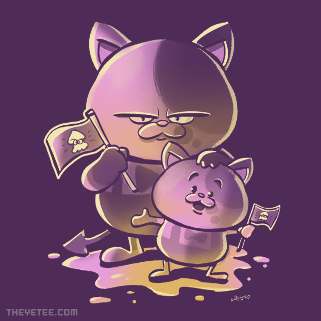 The Yetee: Don't Judd Me or My Son Ever Again