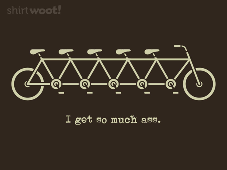 Woot!: Wanna Ride?