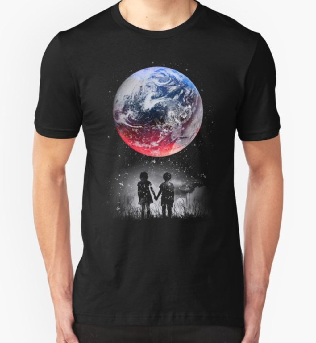 RedBubble: Until The End Of The World