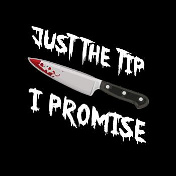BustedTees: Just The Tip I Promise