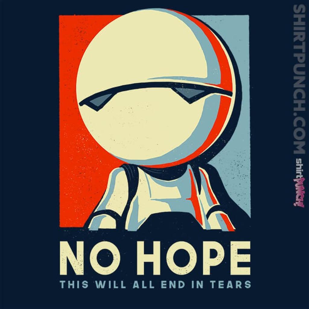 ShirtPunch: No Hope