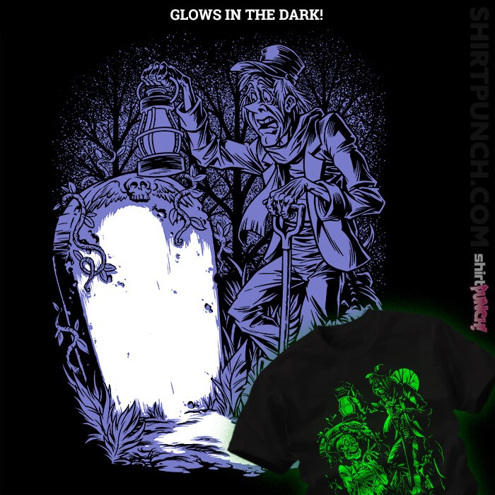 ShirtPunch: Caretaker & Ghost