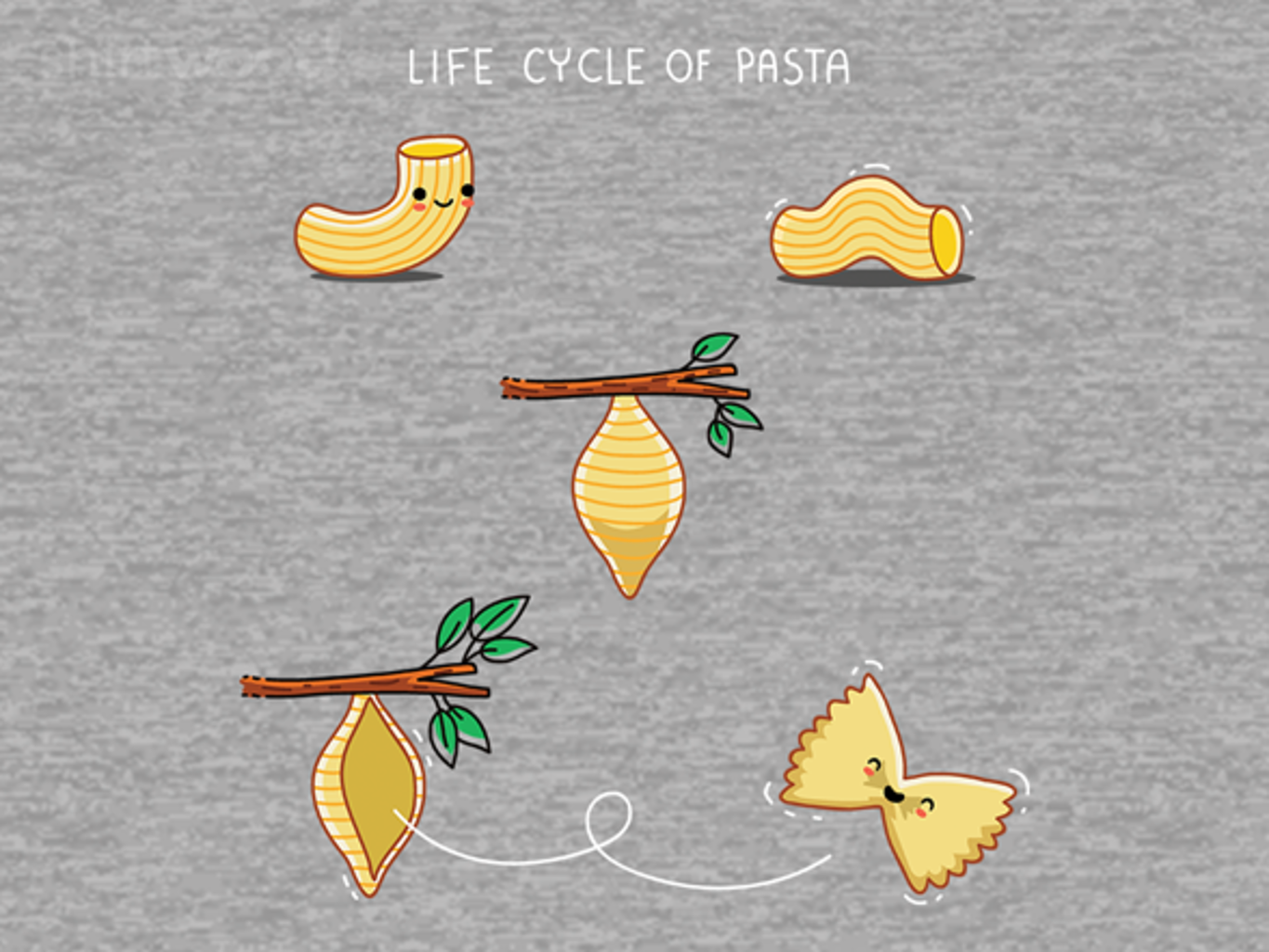 Woot!: Life Cycle of Pasta