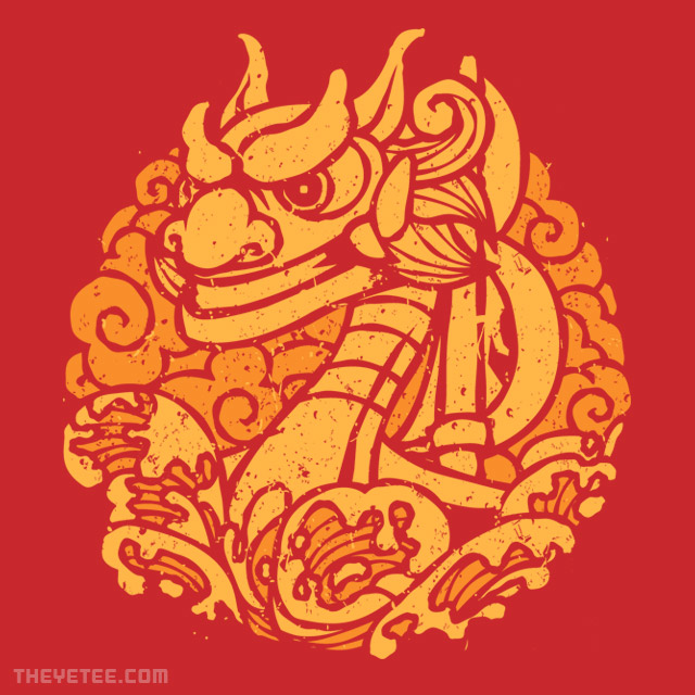 The Yetee: Red Lion