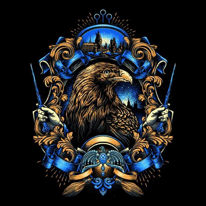 Once Upon a Tee: Crest of the Wise