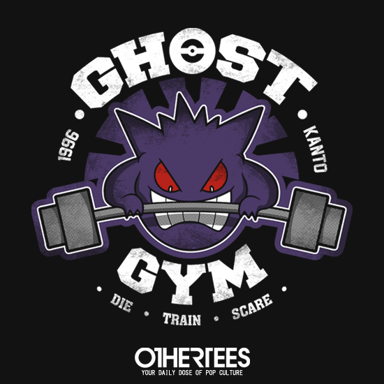OtherTees: Ghost Gym