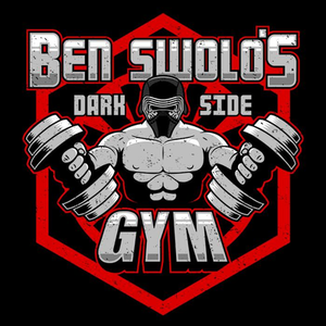 Once Upon a Tee: Ben Swolo's Gym