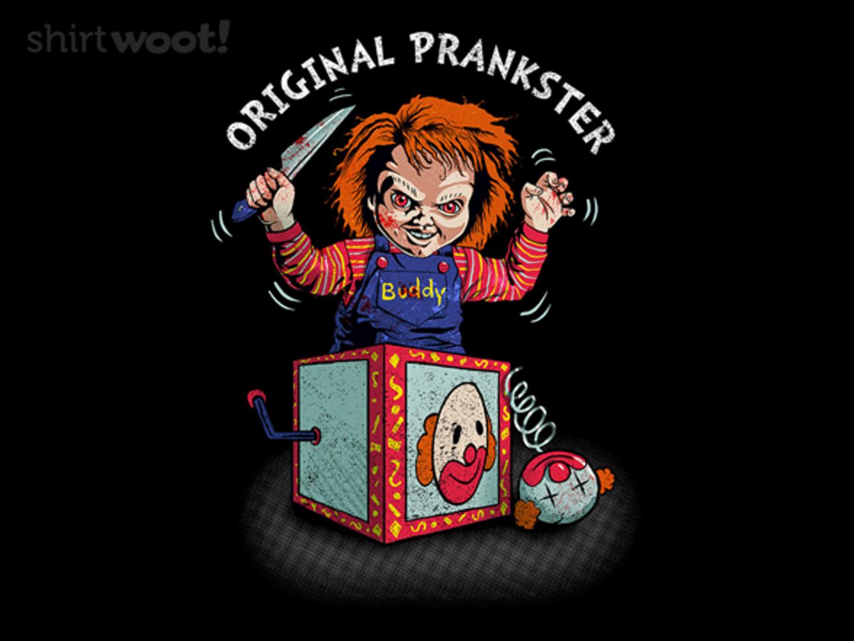 Woot!: The Original Prankster