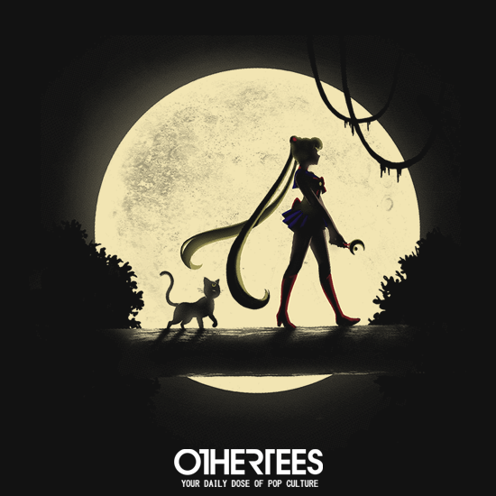 OtherTees: Sailor Queen