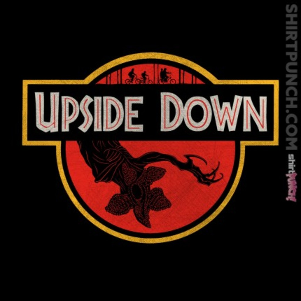 ShirtPunch: The Upside Down
