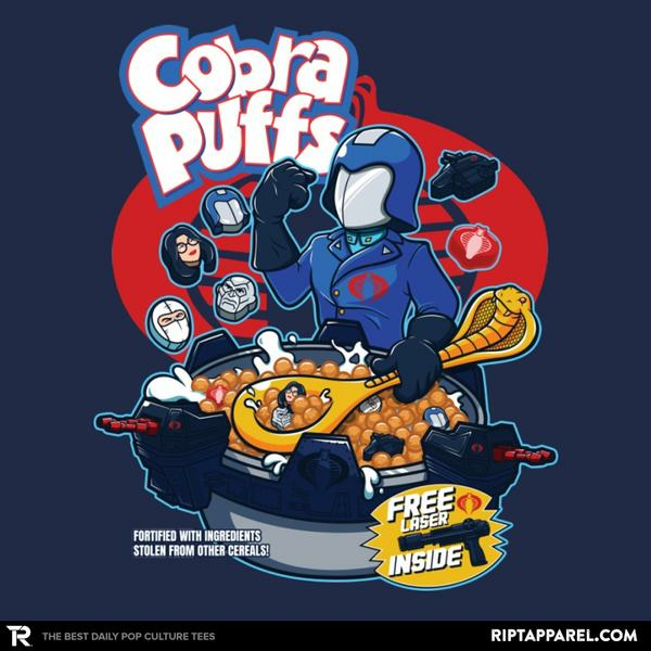 Ript: Cobra Puffs
