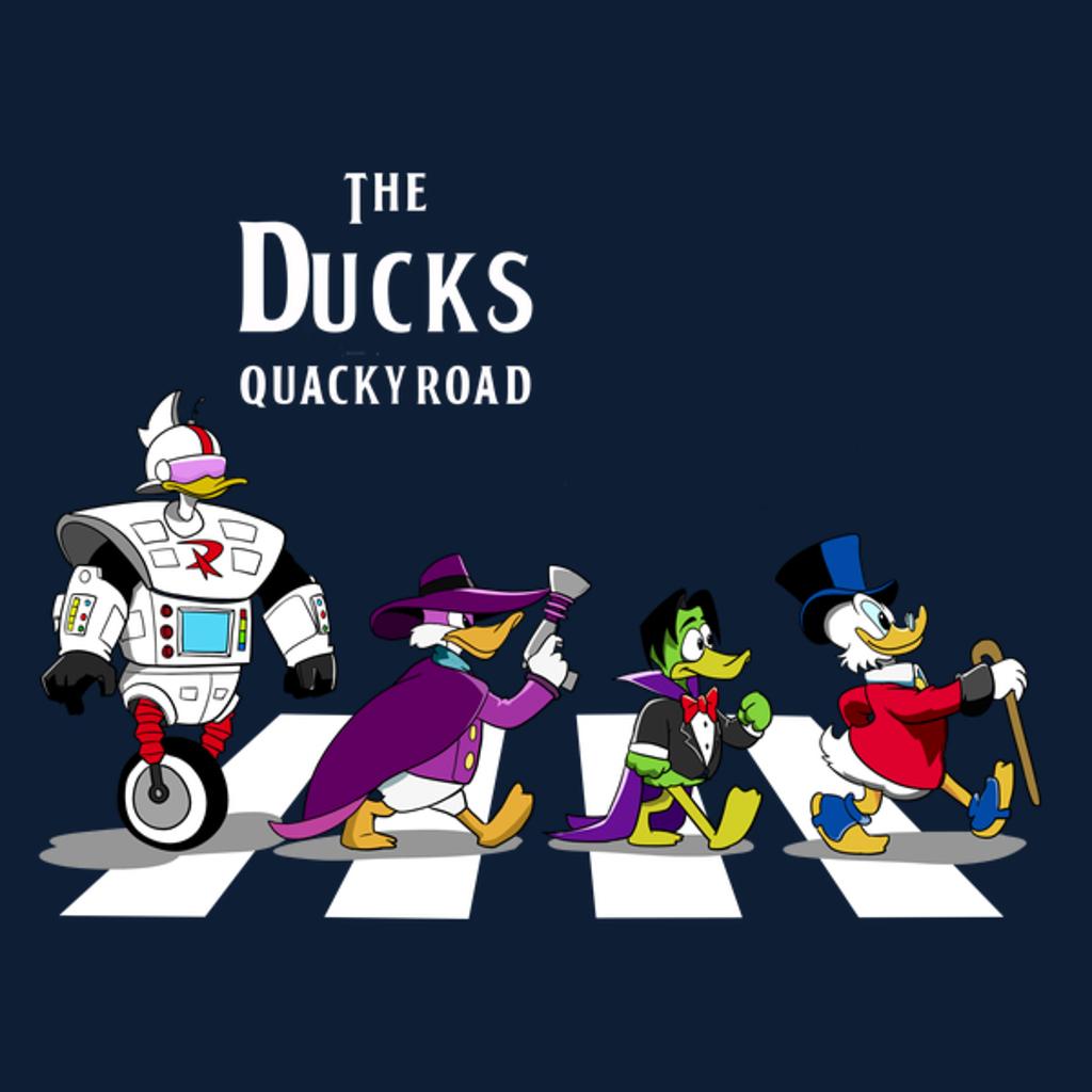 NeatoShop: The Ducks Quacky road